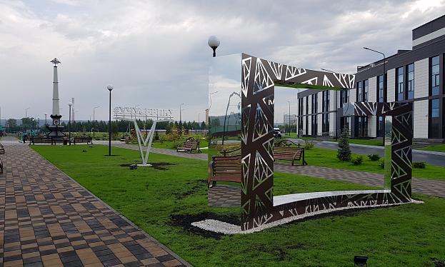 Оформление МАФ для Кемеровского Президентского Кадетского Училища.